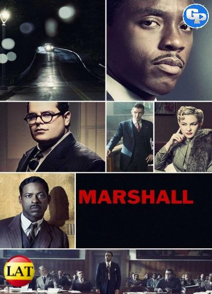 Marshall El Origen de la Justicia (2017) LATINO
