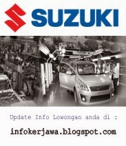 Lowongan Kerja PT Suzuki Indomobil Motor