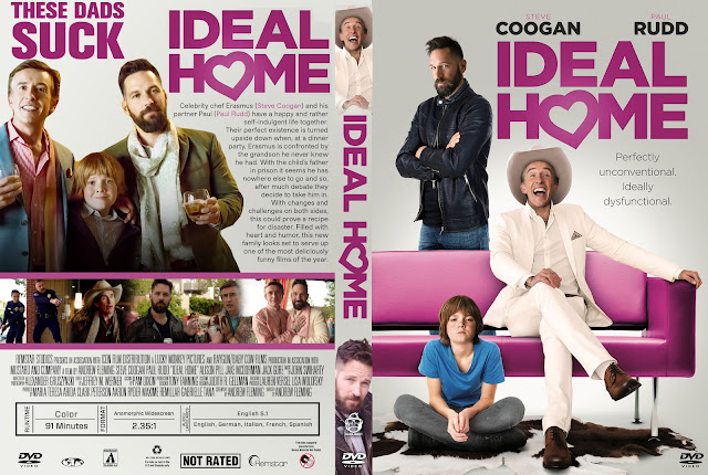 Ideal Home DVD Cover