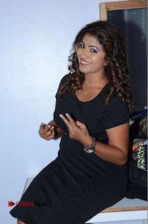 Tollywood Actress Geethanjali Thasya Latest Pos in Black Short Dress at Nanna Nenu Na Boyfriends Audio Launch  0037.JPG