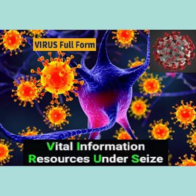 VIRUS Full Form