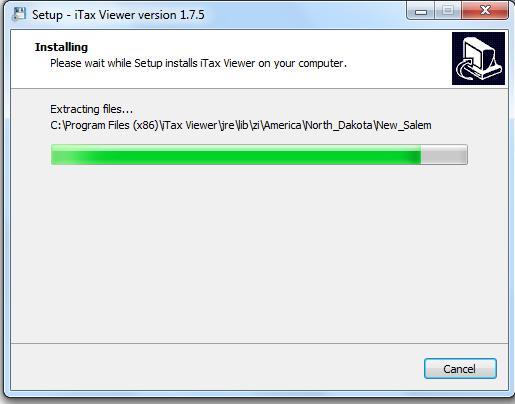 Hướng dẫn cài đặt iTaxViewer 1.7.5 mới nhất chi tiết đơn giản e