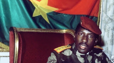 Thomas Sankara Black Revolutionaries
