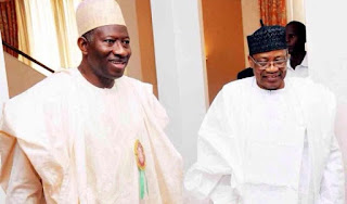 News: What Jonathan said after secret meeting with IBB in Minna