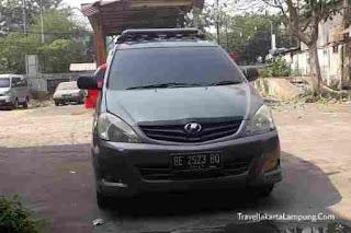 Travel Bekasi ke Bandar Lampung