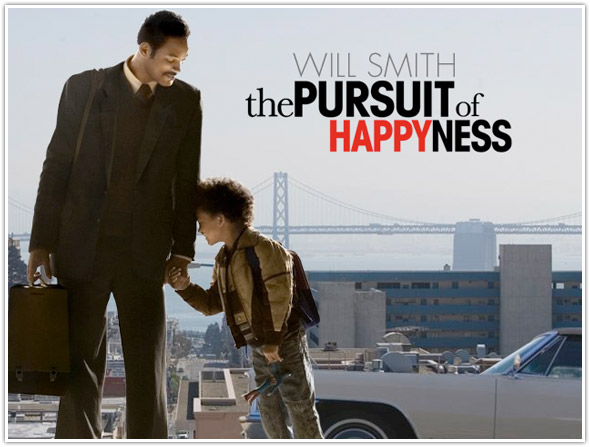 Reaction about the movie pursuit to happiness