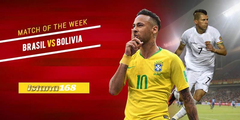 Prediksi Brazil vs Bolivia 15 Juni 2019