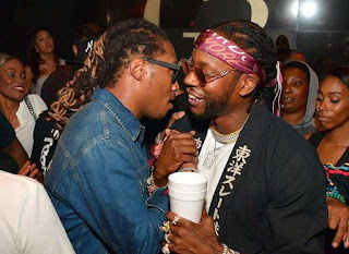 New Hip-hop Beef Buried, Future & 2 Chainz