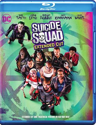 Suicide Squad (2016) Extended Dual Audio [Hindi – Eng] 1080p BluRay x265 HEVC 1.7Gb [HINDI HQ Fan Dub]