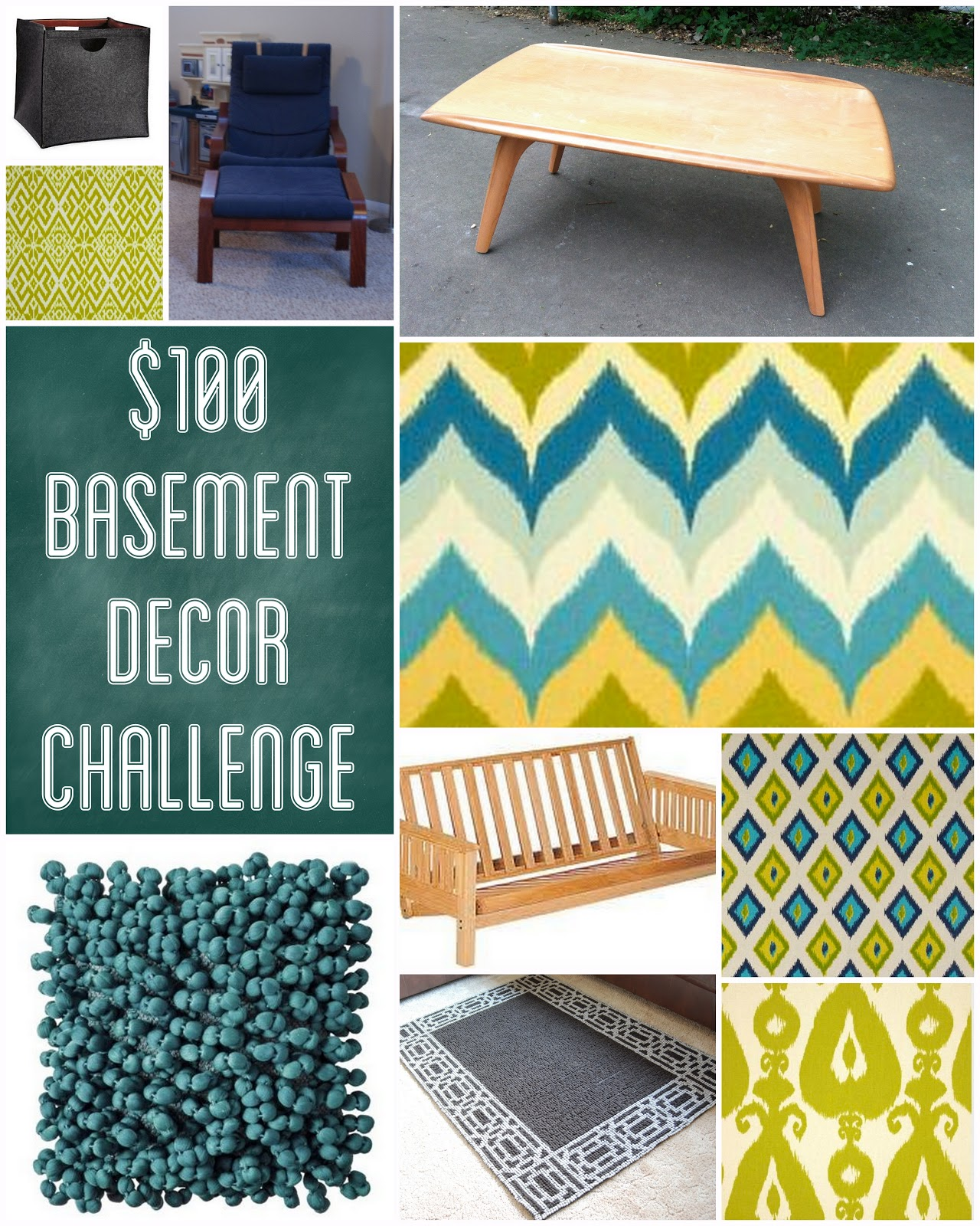 Decorating A Basement Apartment On A Budget