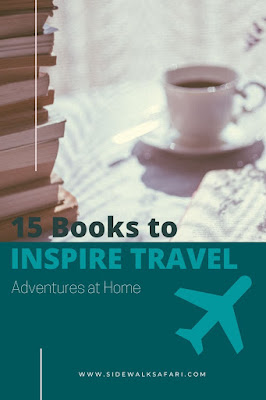 15 Books to Inspire Travel