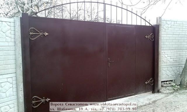 Привод для распашных ворот