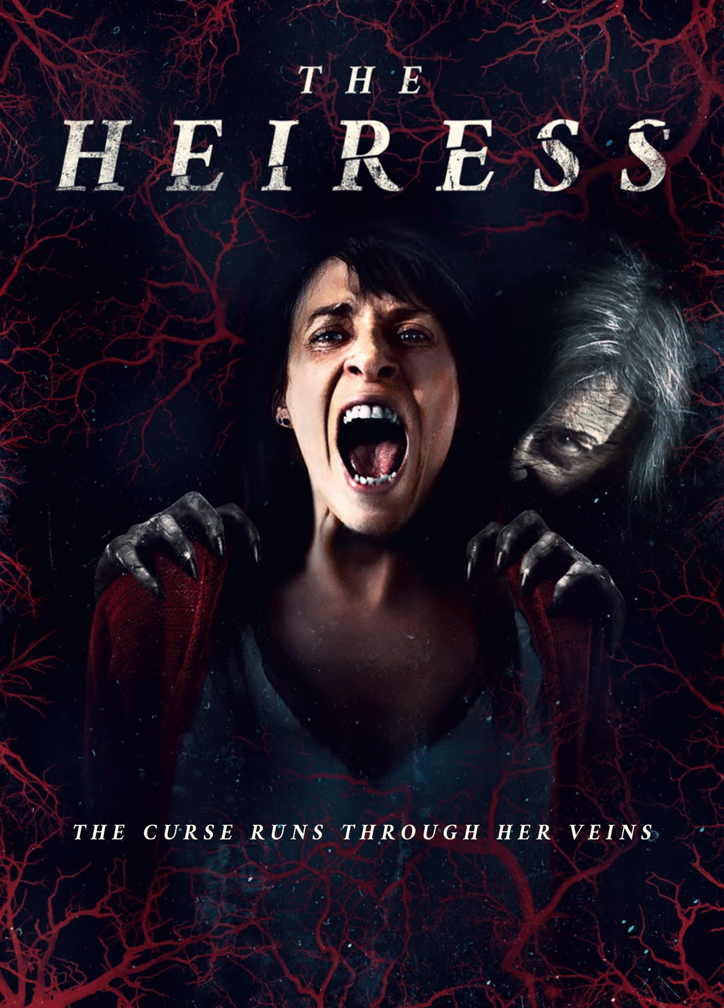 The Heiress 2021 UK Chris Bell Candis Nergaard Jayne Wisener David Schaal  Horror