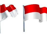 Gambar Bendera Merah Putih Vector PNG dan JPEG  Terbaik Untuk Desain Anda