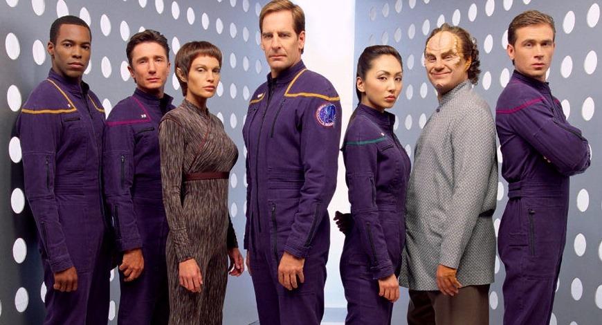 Tripulação de Enterprise