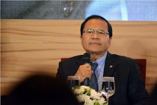 Rizal Ramli Sindir Keras Denny Zulfikar: Murahan Gini kok Dipakai Penguasa