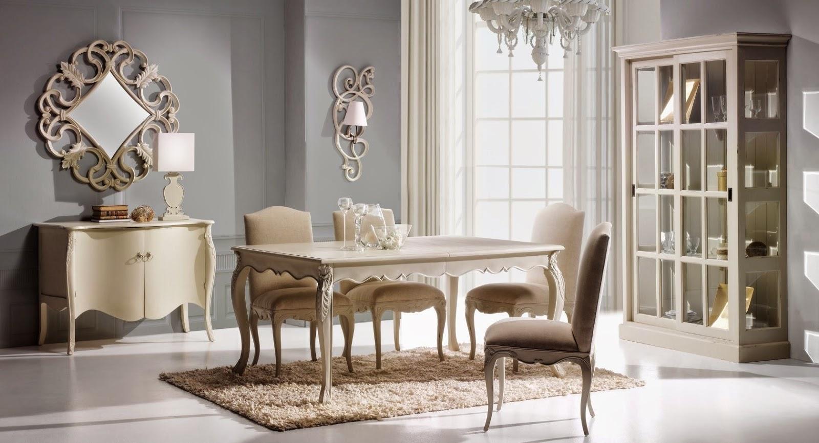 Muebles de Comedor: 5 COMEDORES DE ESTILO PROVENZAL