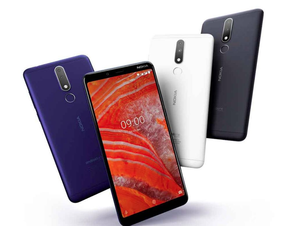 Nokia 3.1 Plus updated to Android 10
