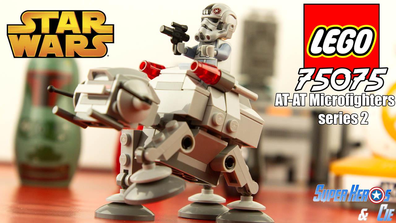 75075 Super Et Star CompagnieJouet Lego At Héros Wars wOkuZPTXi