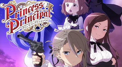 Princess Principal Episódio 12 -