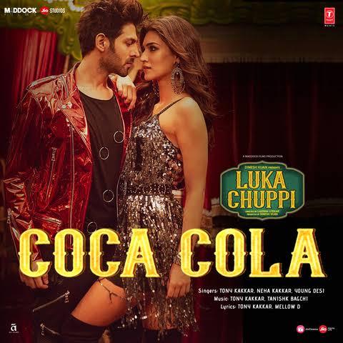 Coca Cola Dance Song Lyrics, Sung By Tonny Kakkar and Neha Kakkar.