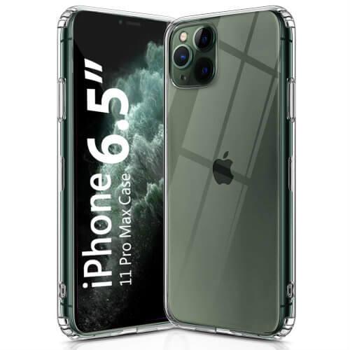 transparent bumper iPhone 11 Pro Max