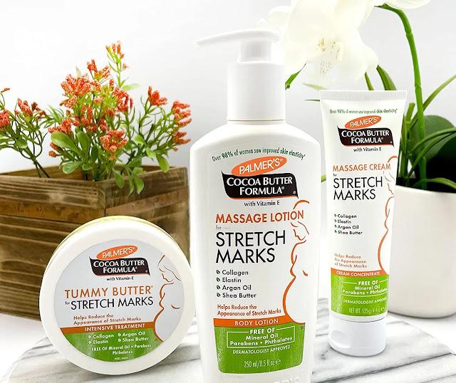 Palmer's Cocoa Butter Formula Massage Cream for Stretch Marks and Pregnancy Skin Care