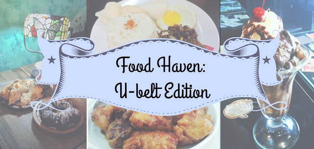 ubelt. food haven, foodtrip, restaurants at ubelt, philippines, esther's choice, food
