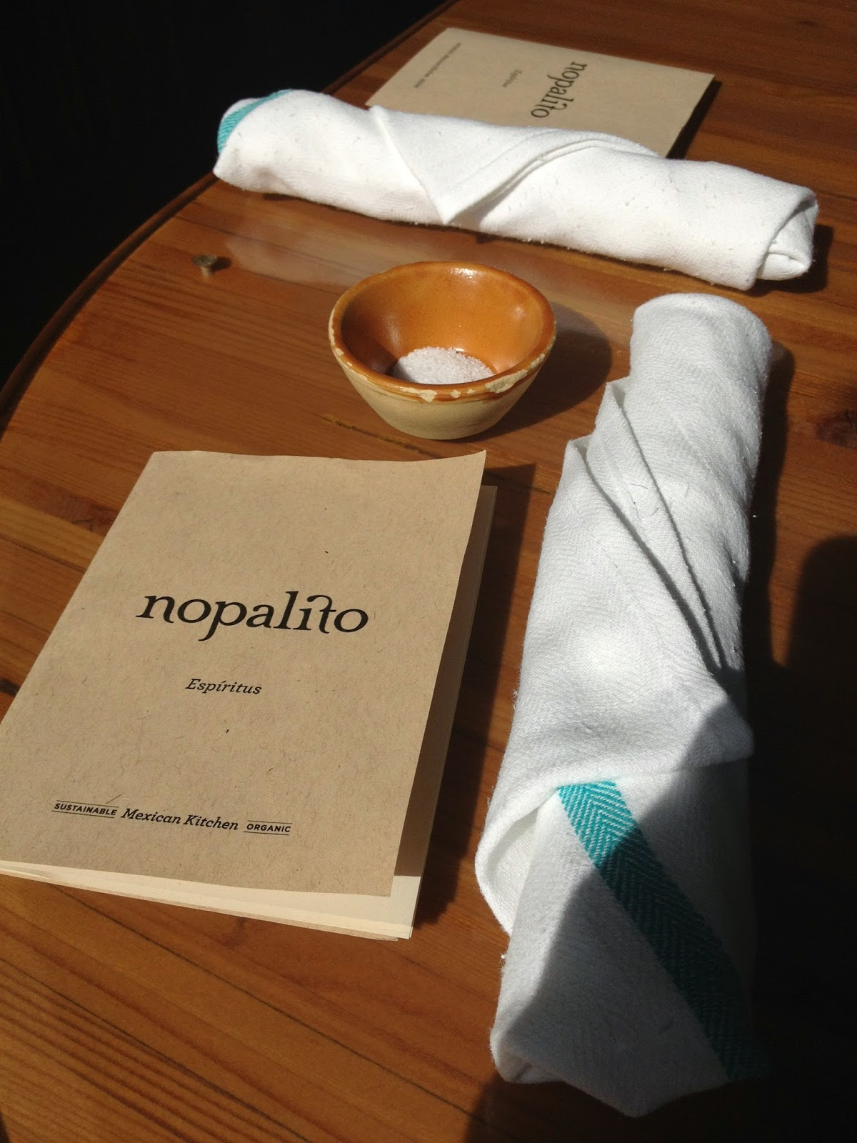 Organic, Sustainable Nopalito Mexican Restaurant in San Francisco