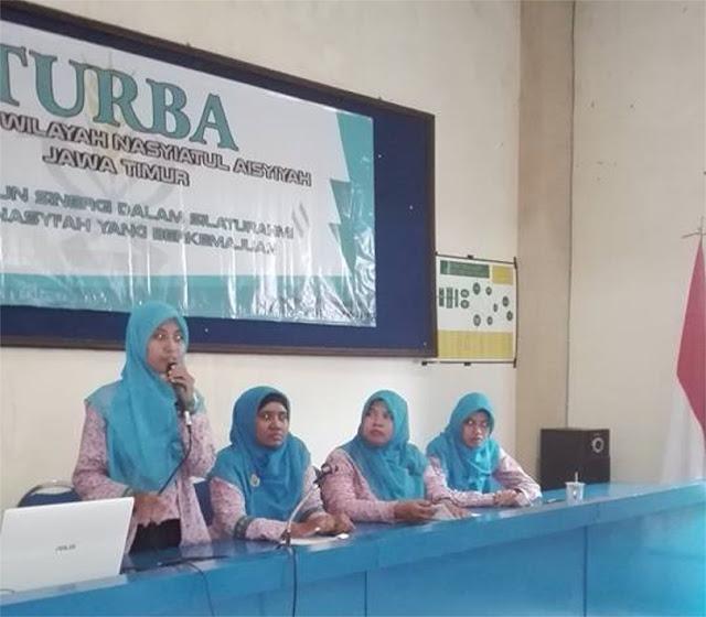 Turba PW Nasyiatul Aisyiyah Jawa Timur di Kabupaten Jember
