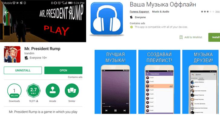 google-playstore-malware