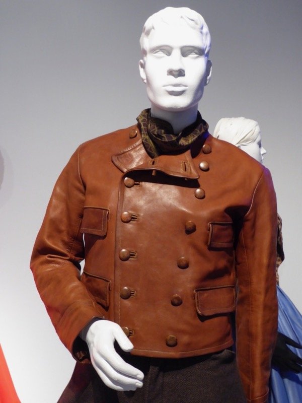 Tom Riley Collection Claude Sabine jacket