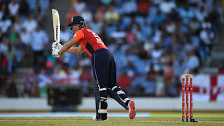 Tom Curran 4-36 - West Indies vs England 1st T20I 2019 Highlights