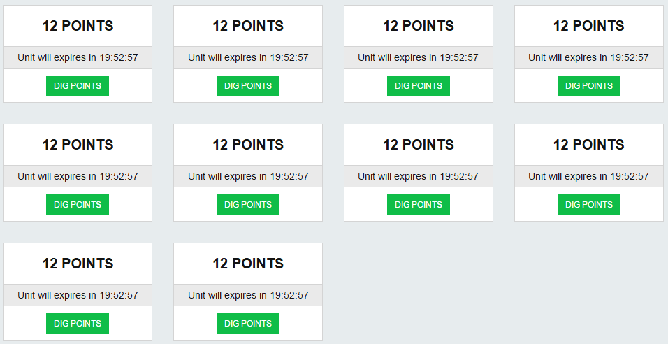 How to accumulate more dig points without investing   Digadz