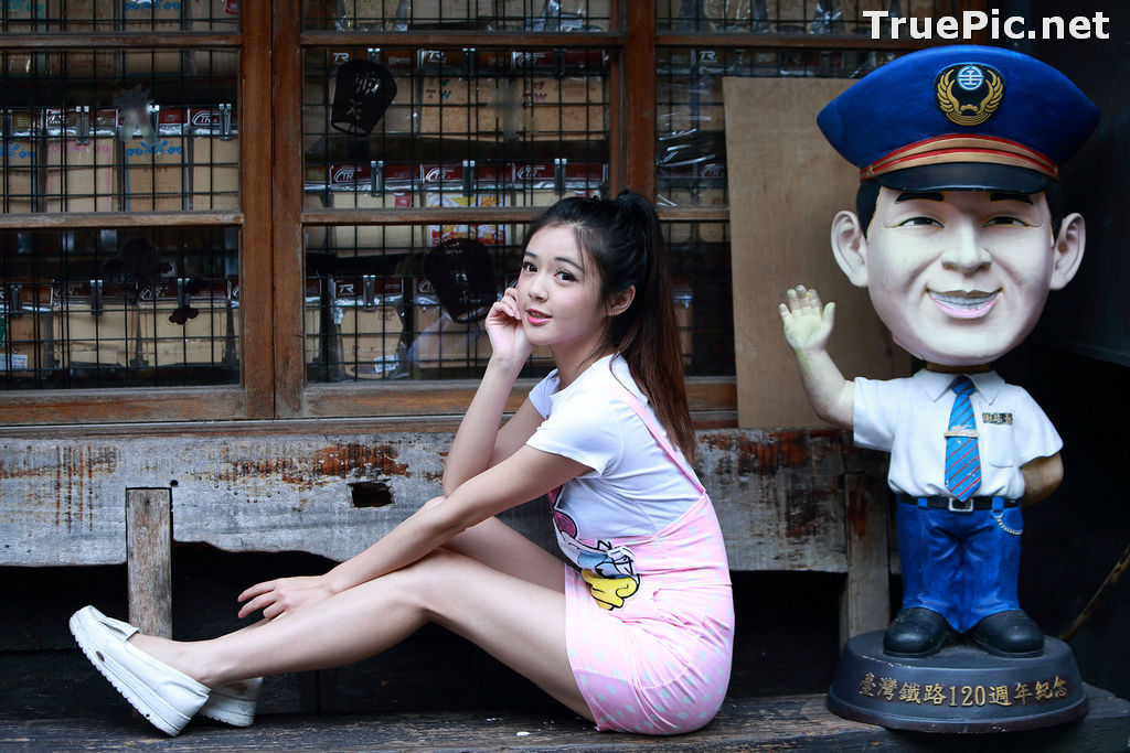 Image Taiwanese Model - 黃旺旺 - Lovely and Naughty Girl - TruePic.net - Picture-5