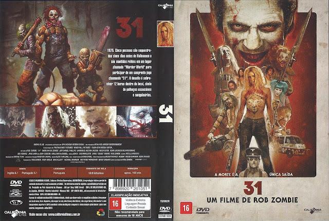 Capa DVD 31 (Oficial)