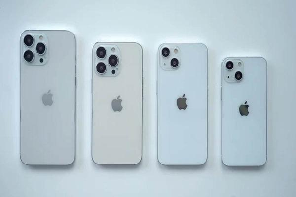 آبل تعلن رسميا عن هواتفها الجديدة من طراز آيفون 13