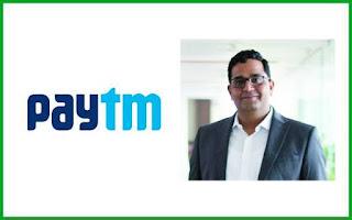 Paytm Founder Vijay Shankar Sharma