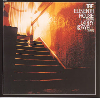 The Eleventh House Featuring Larry Coryell - 1976 - Aspects