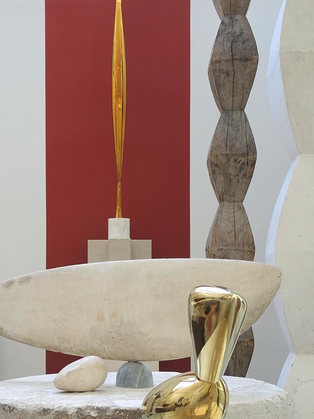 Parijs: het atelier van Brancusi