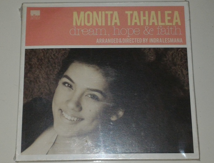 monita tahalea dream hope faith