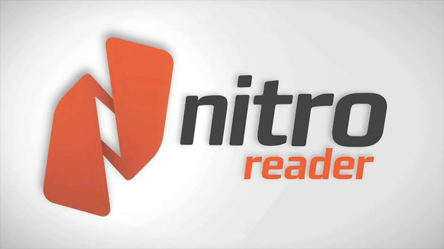 Nitro PDF Reader free download