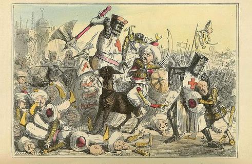 Aprenda historia de la humanidad: las cruzadas