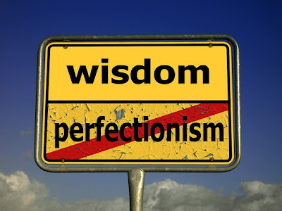 Wisdom, not perfection