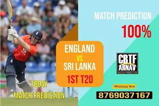 Eng vs SL 3rd T20 Match 100% Sure Match Prediction by Expert Direct Leaked from Ground