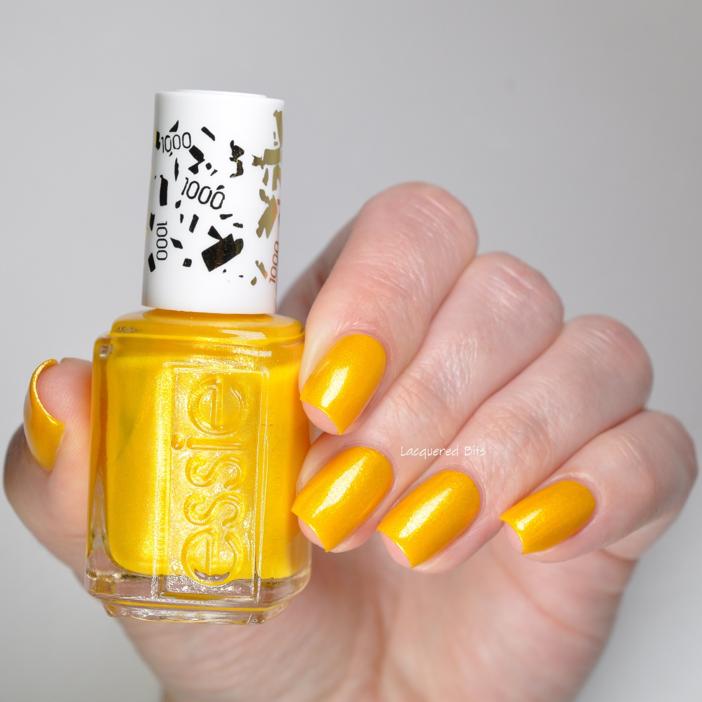 Essie\'s 1000th shade - Aim To Misbehave - Swatches & Review ...