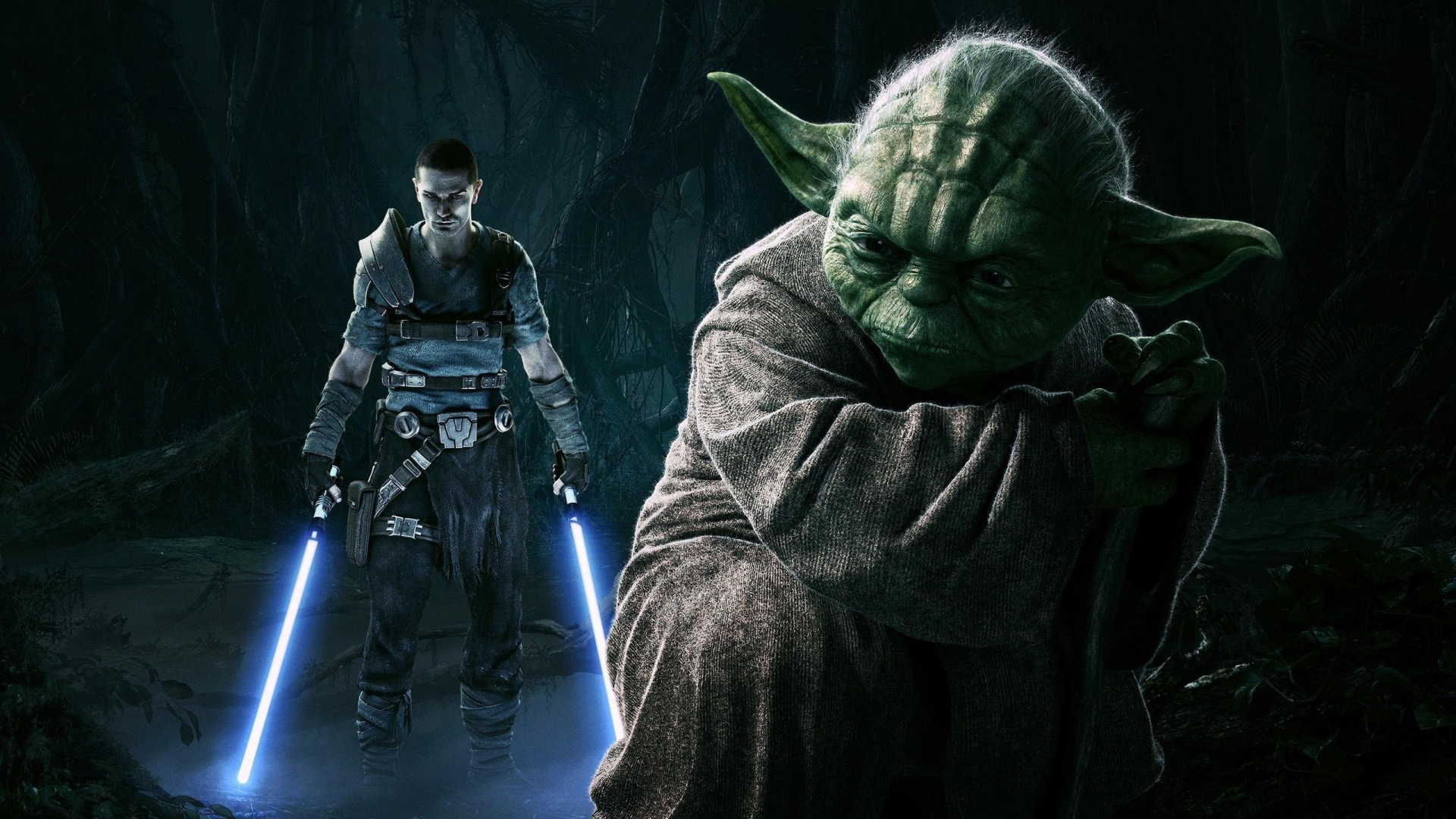 Yoda Star Wars - High Definition Wallpapers - HD wallpapers