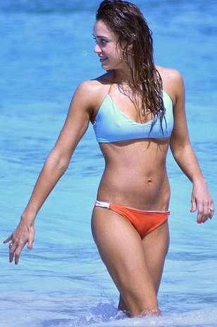 jessica alba dalymailcouk1 - Jessica Alba Hot Bikini Images-60 Most Sexiest HD Photos of Fantastic Four fame Seduces Us Atmost
