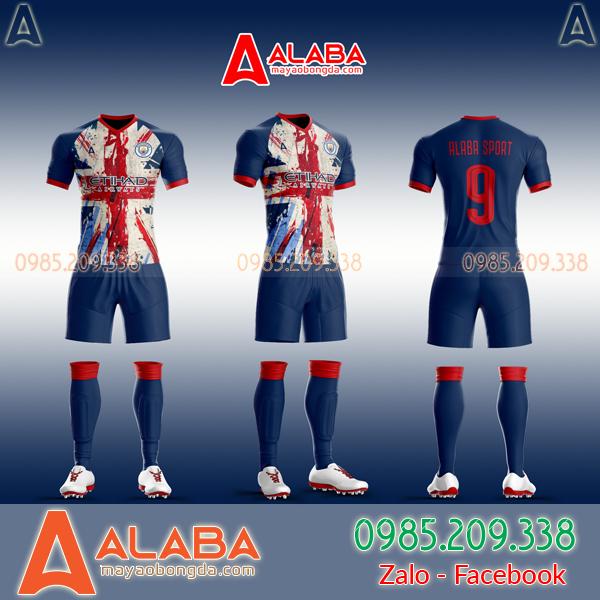 Áo Man City may theo yêu cầu mã ALB MC07