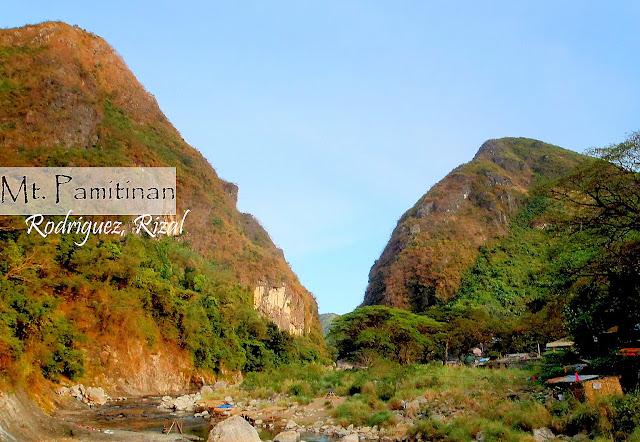 tourist destinations in Rizal